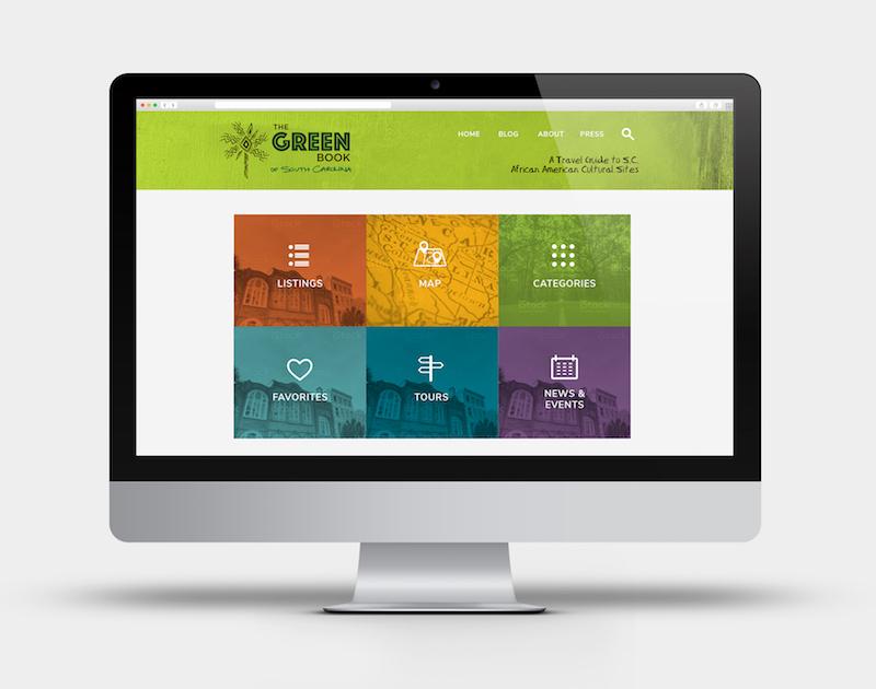 Desktop screen-Green Book of SC photo
