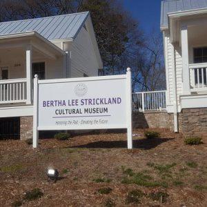 Bertha Strickland Museum