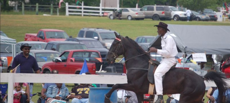 Greenfield Farm: Site of the SC Black Cowboy Festival - The