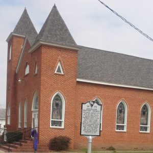 Jerusalem Baptist Church